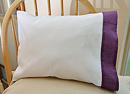 baby pillows, baby shams, pillow shams, baby pillowcases