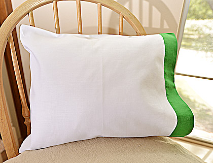 baby pillowcases, baby pillowshams.