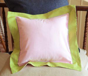 Baby Pink & Hot Green