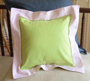 Hot Green & Baby Pink