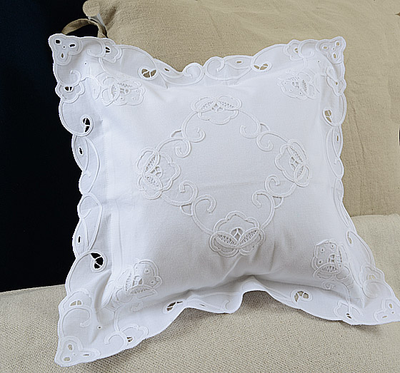 Imperial Battenburg Baby Square Pillow