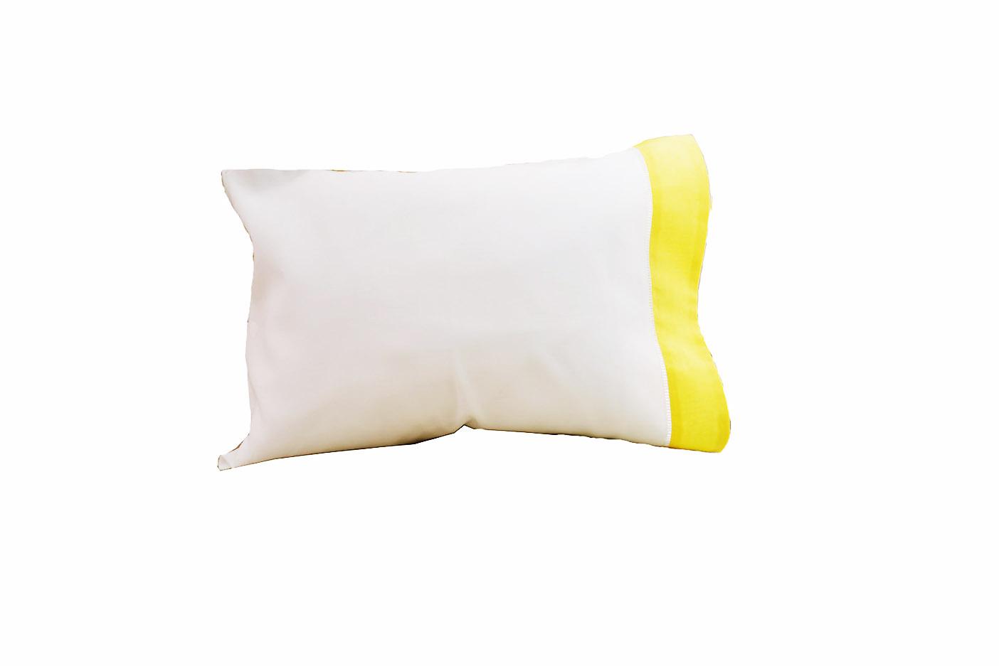 baby pillowcases Aspen Gold